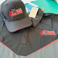 Hat and Shirt Embroidery