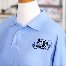 Polo Shirt Embroidery 200